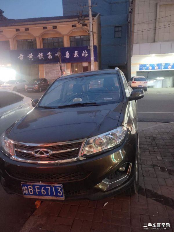 芜湖二手奇瑞瑞虎5 2014款2.0VVT手动家享版价格4.00万元