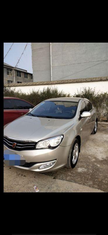 徐州二手荣威350 2013款350S1.5L手动讯驰版价格1.00万元
