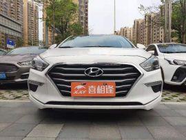 宜春二手现代 名图 2017款 1.8L 自动尊贵型DLX 国V