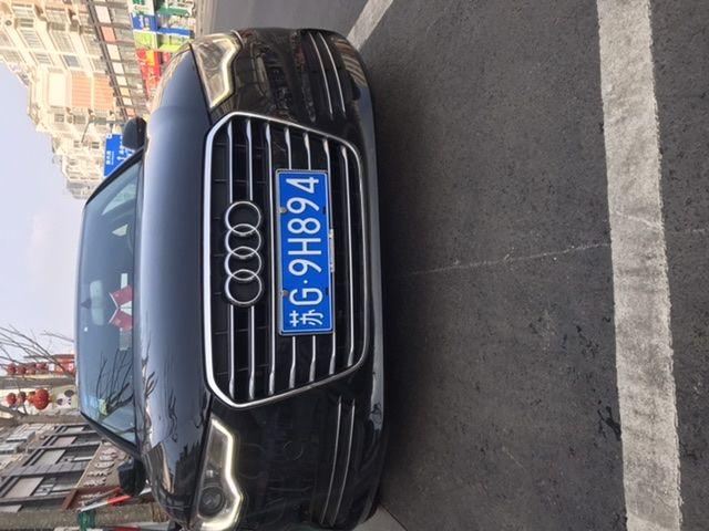 连云港二手奥迪A6L 2012款35FSI舒适型价格17.00万元