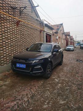 沧州二手众泰T600 2016款 运
