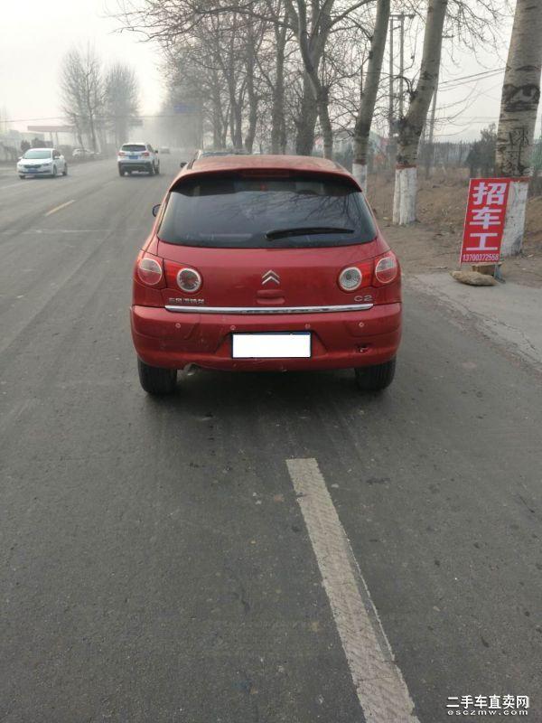 沧州二手雪铁龙C2 2010款1.4L手动舒适型价格1.50万元