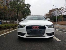 武汉二手奥迪A4L 2013款 35 TFS