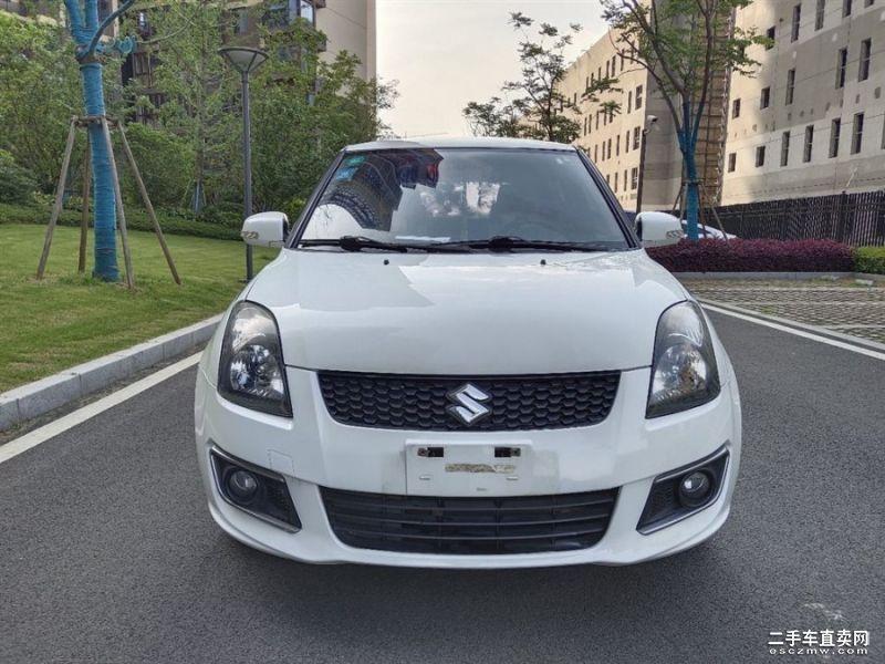武汉二手铃木雨燕 2013款1.5L自动标准型价格2.78万元