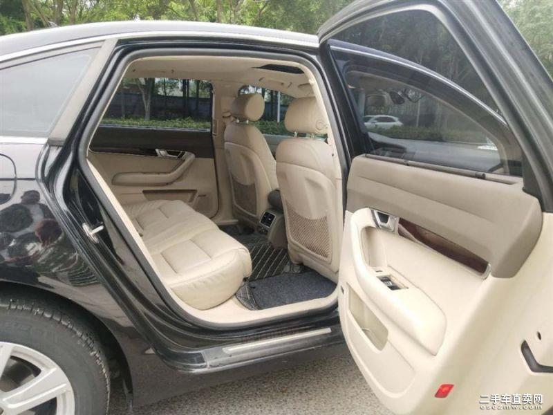 武汉二手奥迪A6L 2010款2.8FSICVT舒适型价格8.80万元