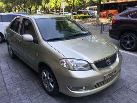 宁波二手丰田 威驰 2005款 1.