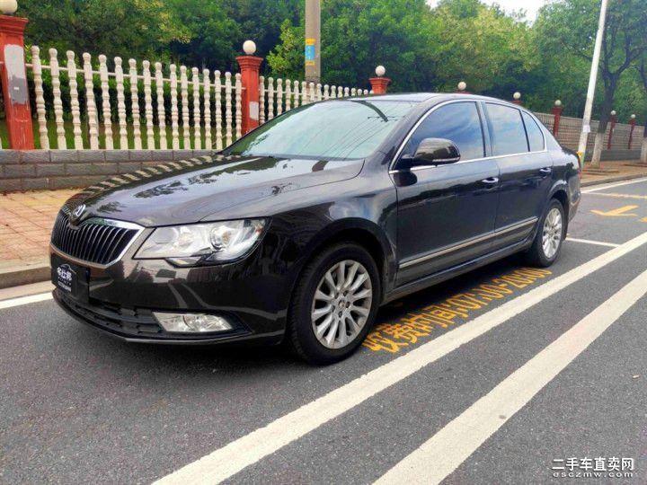 宁波二手斯柯达速派 2013款1.4TSI手动绅仕版价格3.10万元
