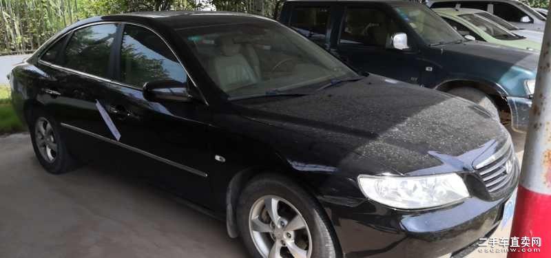 桂林二手现代雅尊(进口)2006款2.7顶级型价格2.31万元