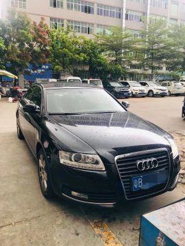 深圳二手奥迪A6L 2010款 2.4 CVT豪华型