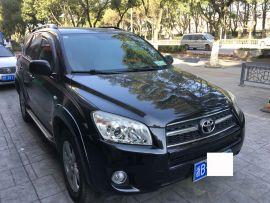 宁波二手丰田RAV4 2009款 2.4L 自动豪华版